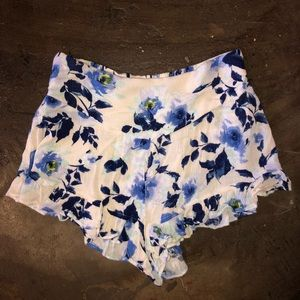 Floral Altr'd State Shorts